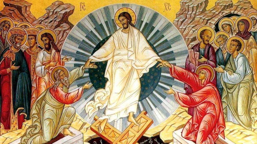 Сошествие Христа во ад.