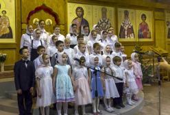 Детский Рождественский концерт 2020