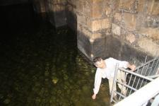 Георгий окропил нас водою Вифезды