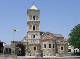 Храм святого Лазаря (Ларнака, о.Кипр)