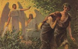 Адамово изгнание