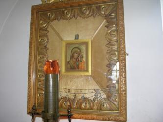 Казанская чудотворная икона