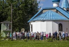 Казанский крестный ход 2017