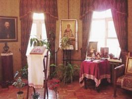 Комната отца Иоанна