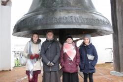 Сысой, один из самых тяжелых колоколов России