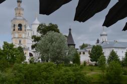 Поездка в Вологодский Спасо-Прилуцкий Димитриев мужской монастырь