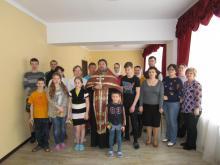 Поздравление детей с Праздником Светлого Христова Воскресения!