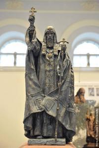 Проект памятника Патриарху Ермогену, который будет установлен в Москве в 2013 г.