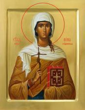 Св. равноапостольная Нина, просветительница Грузии