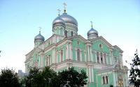 Троицкий собор где находятся мощи прп. Серафима
