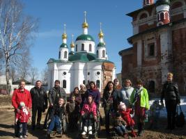 В Богоявленском монастыре