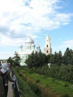 Вид на собор с Канавки