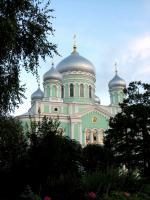Вид на Троицкий собор