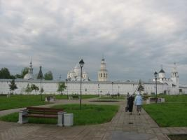 Вологодский Спасо-Прилуцкий монастырь