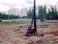 Контуры будущего храма