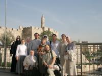 У стен старого Иерусалима