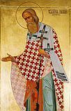 Икона Святителя Игнатия